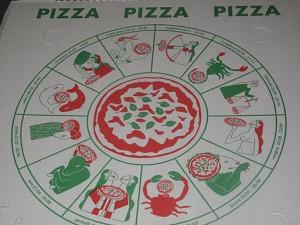 Horoskop-pizza