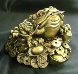 tronoga žaba