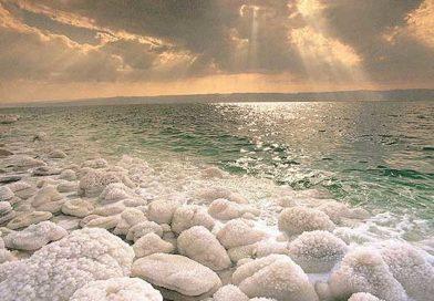 OČISTITE Vaš Dom Od Štetnih Zračenja – Zašto slana voda blokira negativne sile?