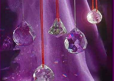 Različite reakcije na kristale
