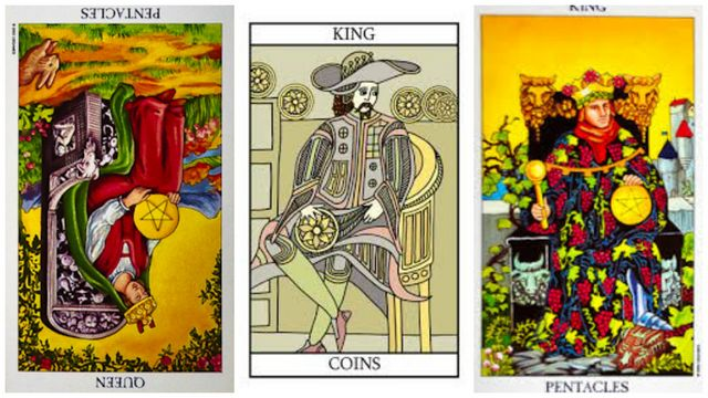 tarot karta kralj novčića [640x480]