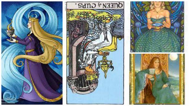 tarot karta kraljica pehara [640x480]