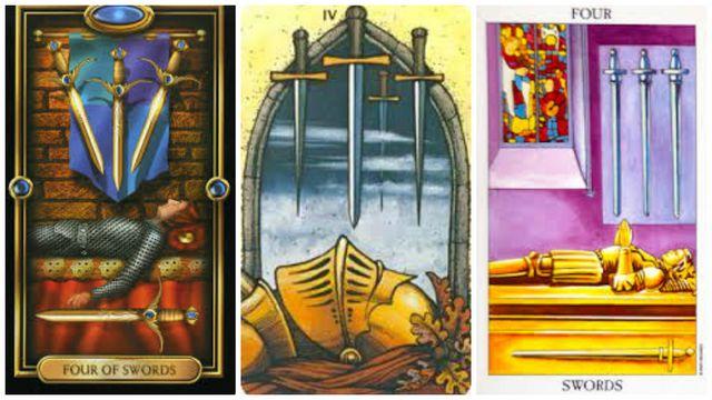 tarot karta četvorka mačeva [640x480]