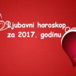 Ljubavni horoskop za 2017. godinu