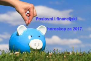 Poslovni i financijski horoskop