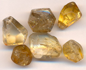 Citrin – kristal za privlačenje novca