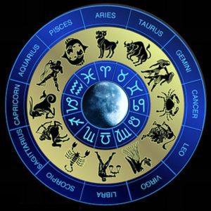 mjesec u znakovima