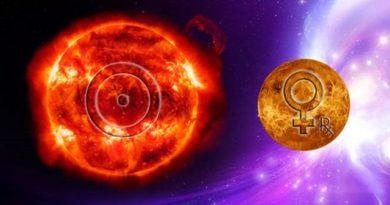 Aspekti Sunca sa Venerom