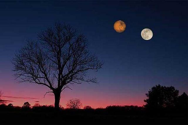 aspekti mjeseca sa marsom