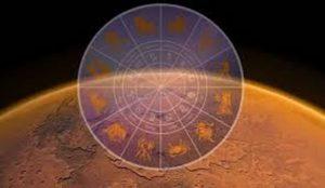 Aspekti Marsa sa Medium Coeli