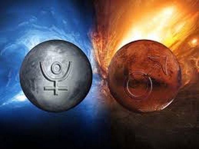 Aspekti Marsa sa Plutonom
