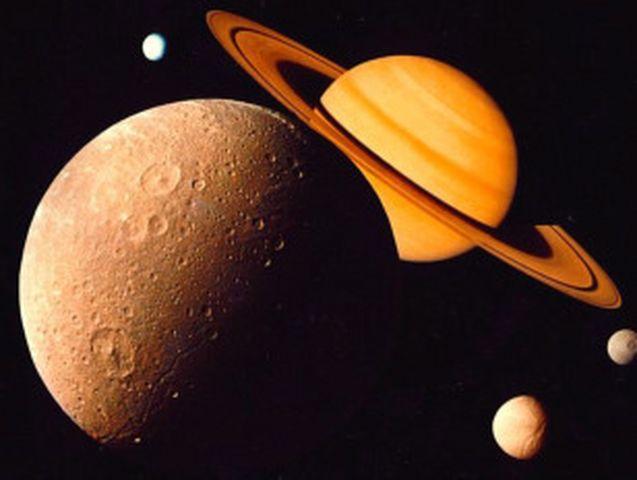 Aspekti Marsa sa Saturnom