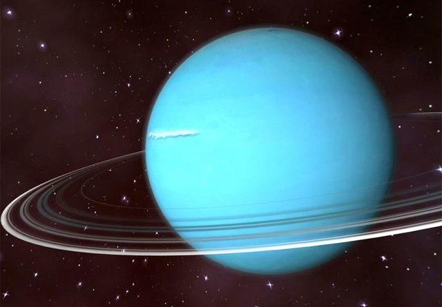 Aspekti Urana sa Sjevernim mjesečevim čvorom