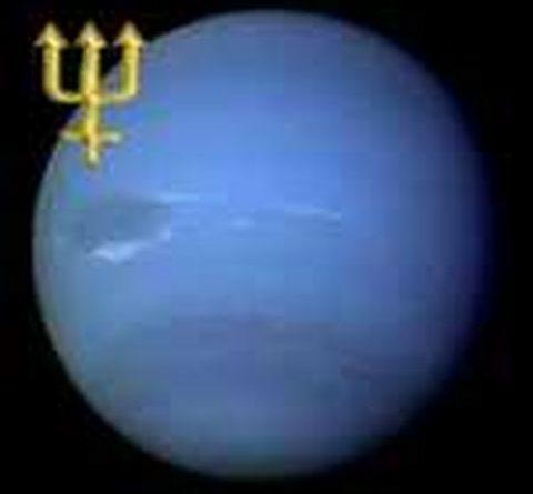 Aspekti Neptuna sa Vertexom