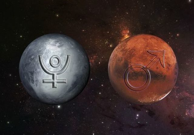 Aspekti Plutona sa Hironom