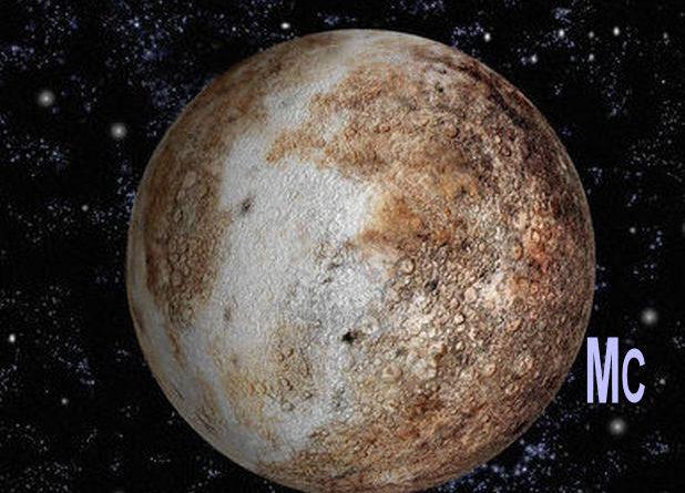 Aspekti Plutona sa Medium Coeli
