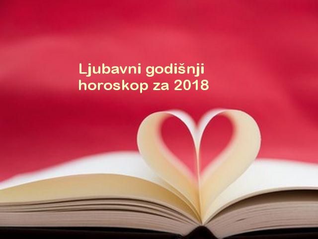 Ljubavni godišnji horoskop za 2018