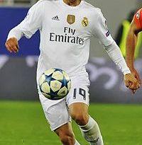 Luka Modrić - natalna karta