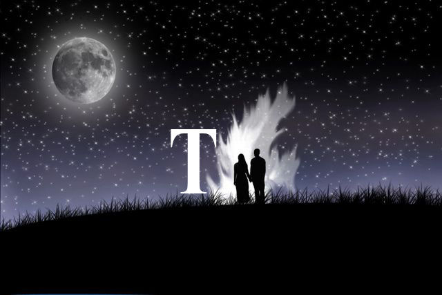 Sanjati na slovo T