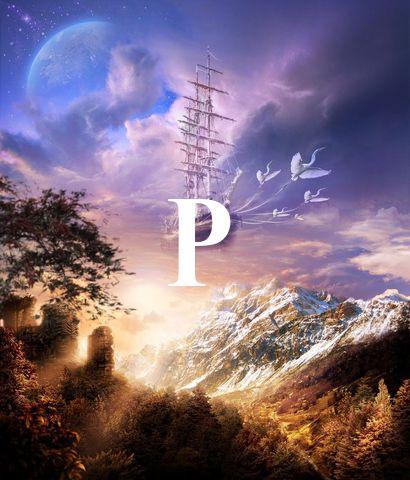Sanjati na slovo P