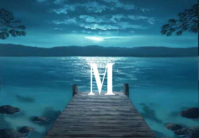 Sanjati na slovo M