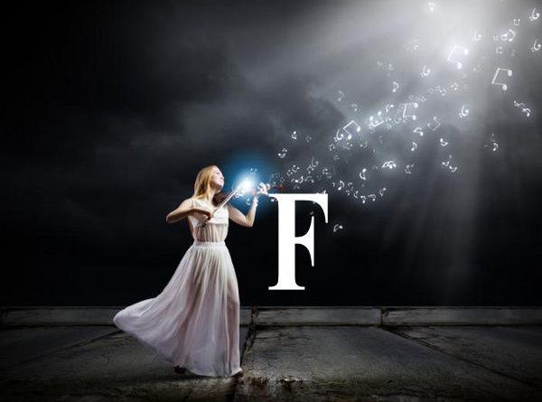 Sanjati na slovo F