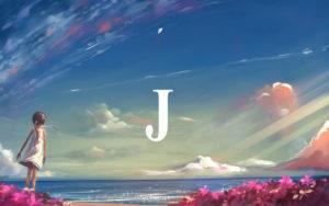 Sanjati na slovo J