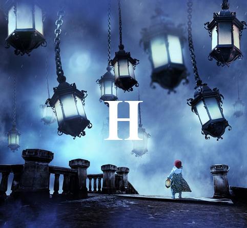 Sanjati na slovo H
