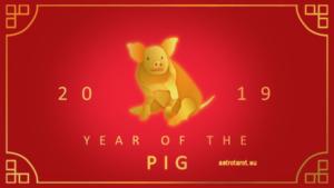 Kineska godina zemljane svinje