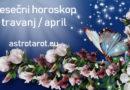 Mjesečni horoskop za travanj / april 2019