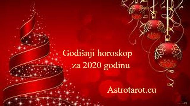 Godišnji horoskop za 2020. godinu