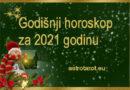 Veliki godišnji horoskop za 2021. godinu