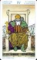 tarot karta kralj